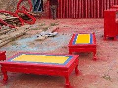蒙古包家具