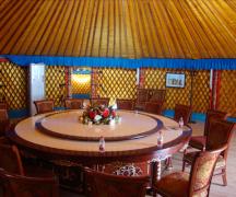内蒙古餐饮蒙古包